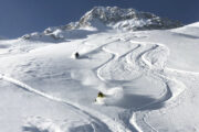 Whistler Backcountry Powder Skiing