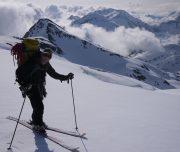 Ben Groundwater McBride Range Ski Traverse