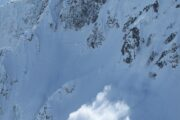 Avalanche Control Bombing Mission Powder Cloud