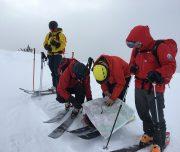 Backcountry Skiing Navigation Training