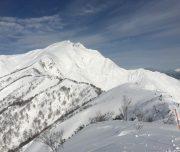 Tenjin Backcountry Skiing
