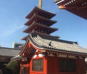 Temples, Tokyo, Japan