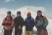 Tenjin Japan Powder Backcountry Skiing Tanigawadaki