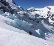 Matier Glacier Icefall Route, Joffre Lakes Park, BC
