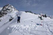 Edge Preparation, Crevasse Rescue Training, Whistler, BC