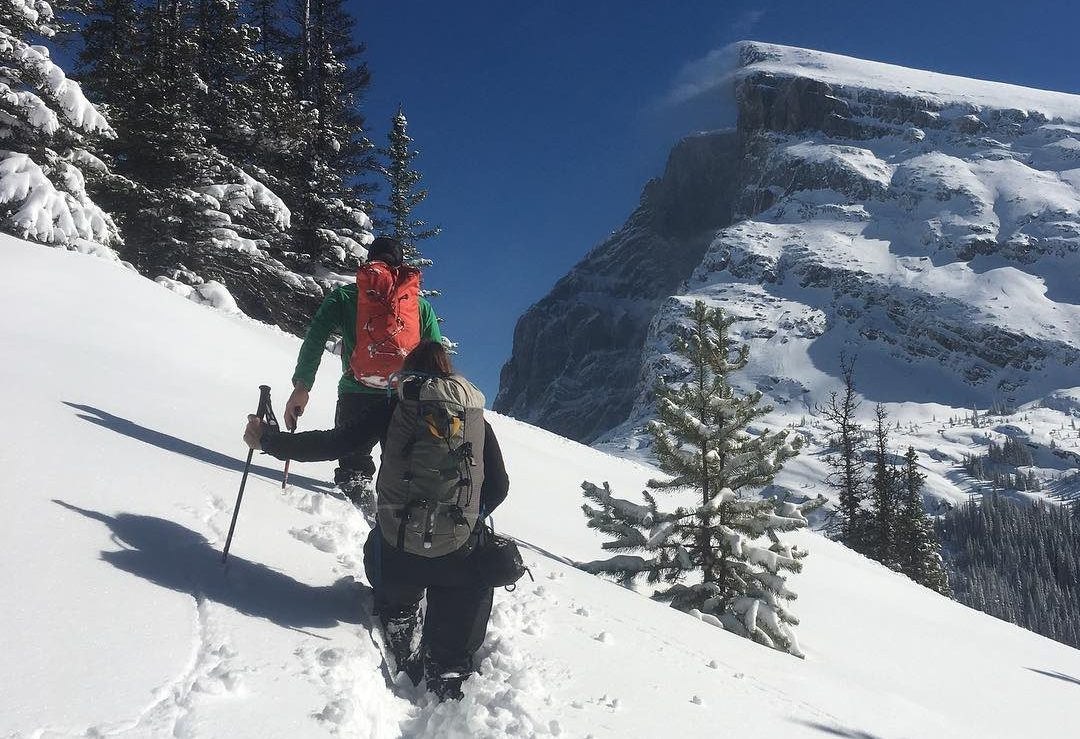 AST-1 and Backcountry Snowshoeing Course – Vancouver