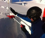 Snowpack Column Test