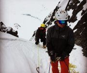 Technical Ski Mountaineering Rope Skills