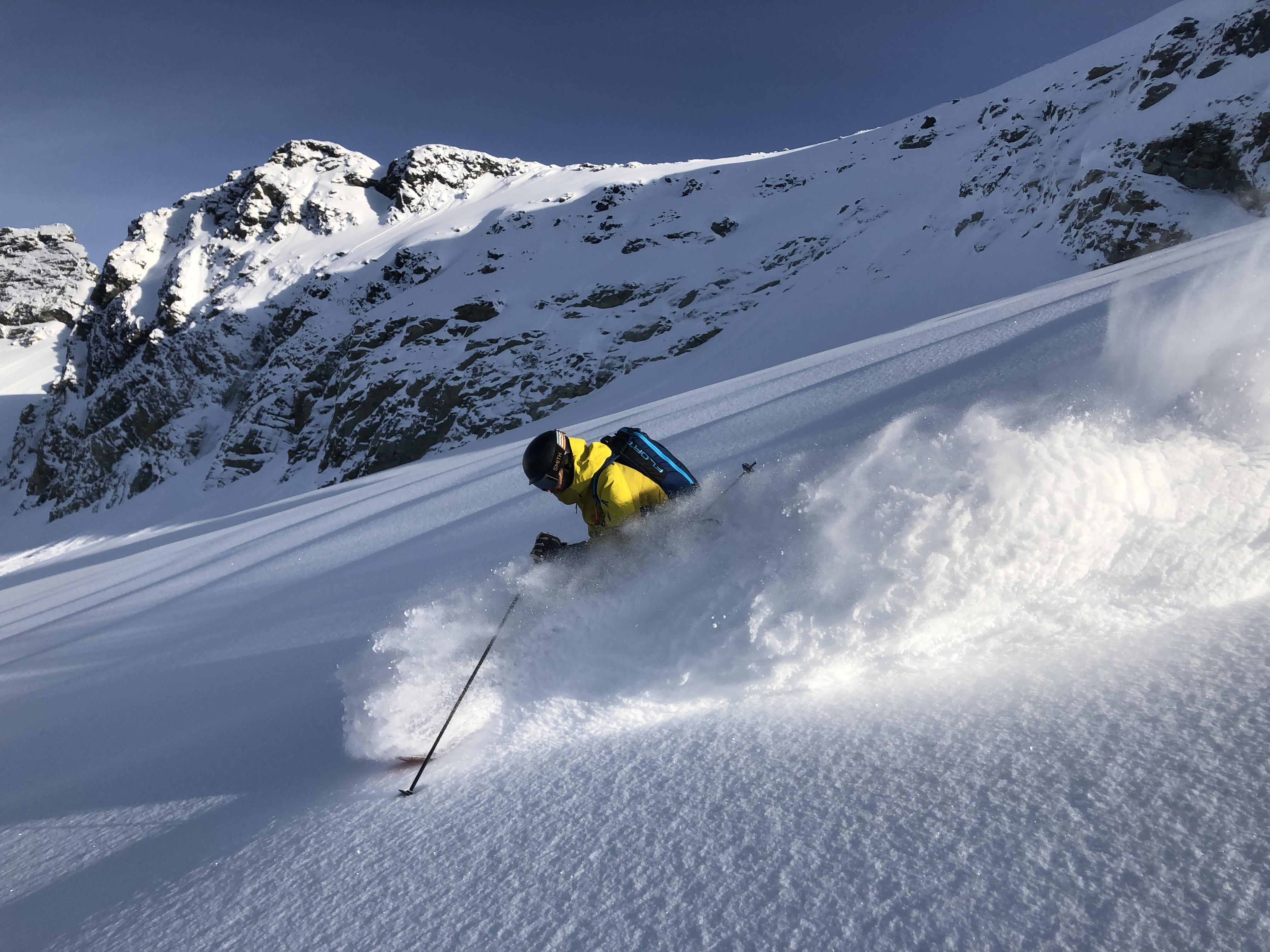 Advanced Ski Touring Course – Tantalus Range