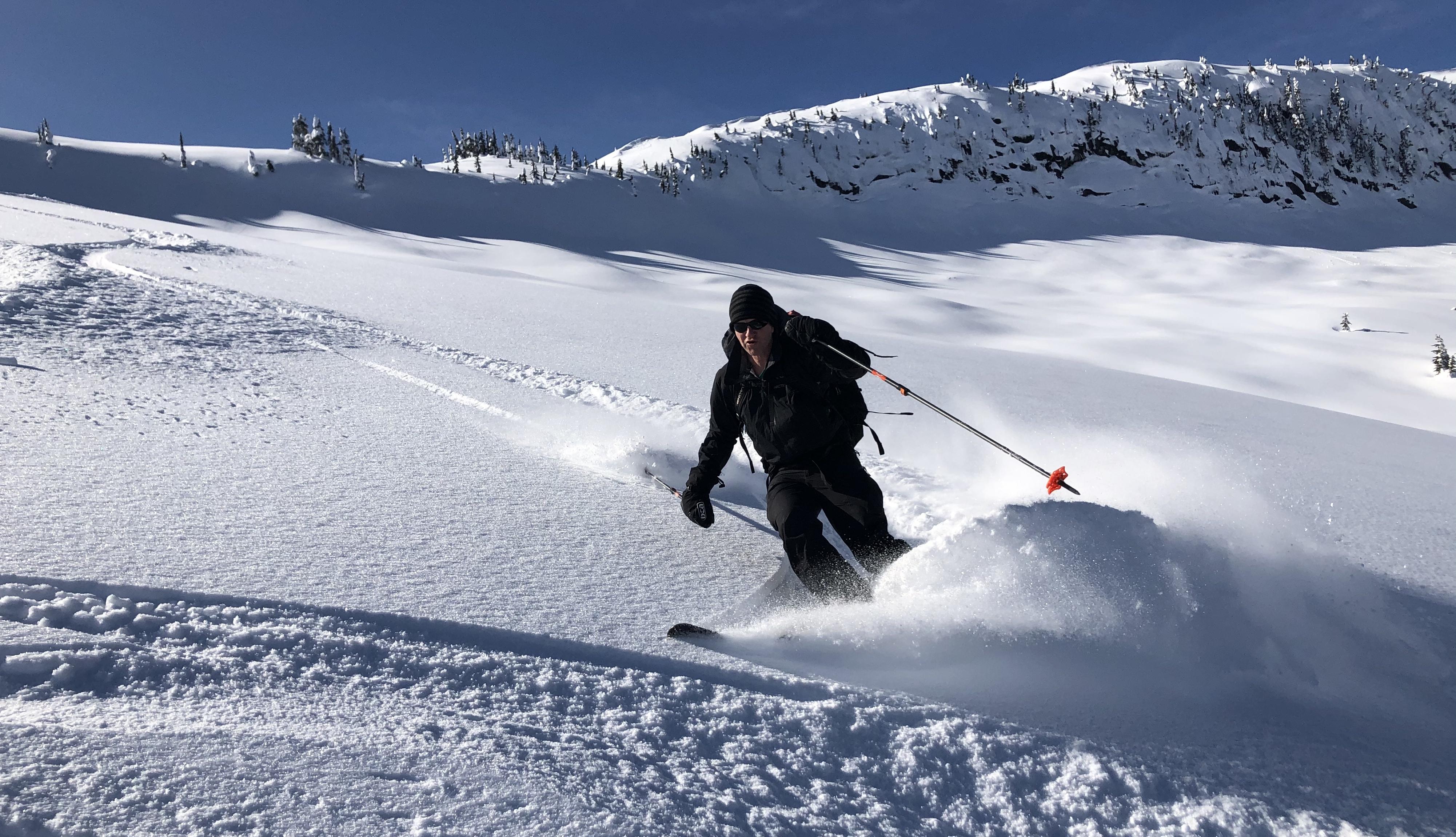 Coquihalla Backcountry Skiing