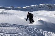 Coquihalla powder skiing