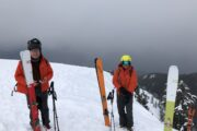 Storm skiing, Cypress Backcountry