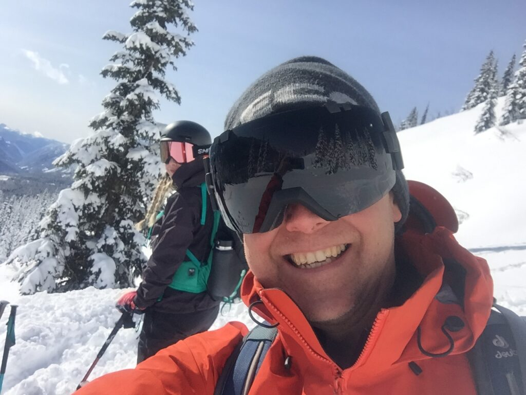 Chris Dyck Avalanche Course Instructor