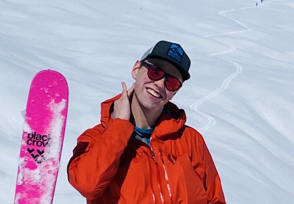 Fraser Christian Avalanche Instructor