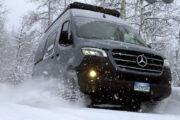 Backcountry Nomads Sprinter Passenger Van