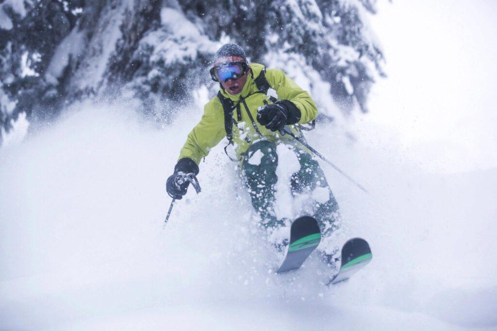 Steve Whittall Ski Guide